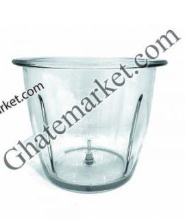 مخزن شیشه ای خردکن فلر CH402
