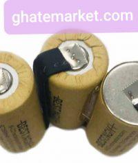باتری جارو شارژی بوش 3.6 ولت
