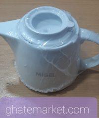 قوری چینی چای ساز میگل 070